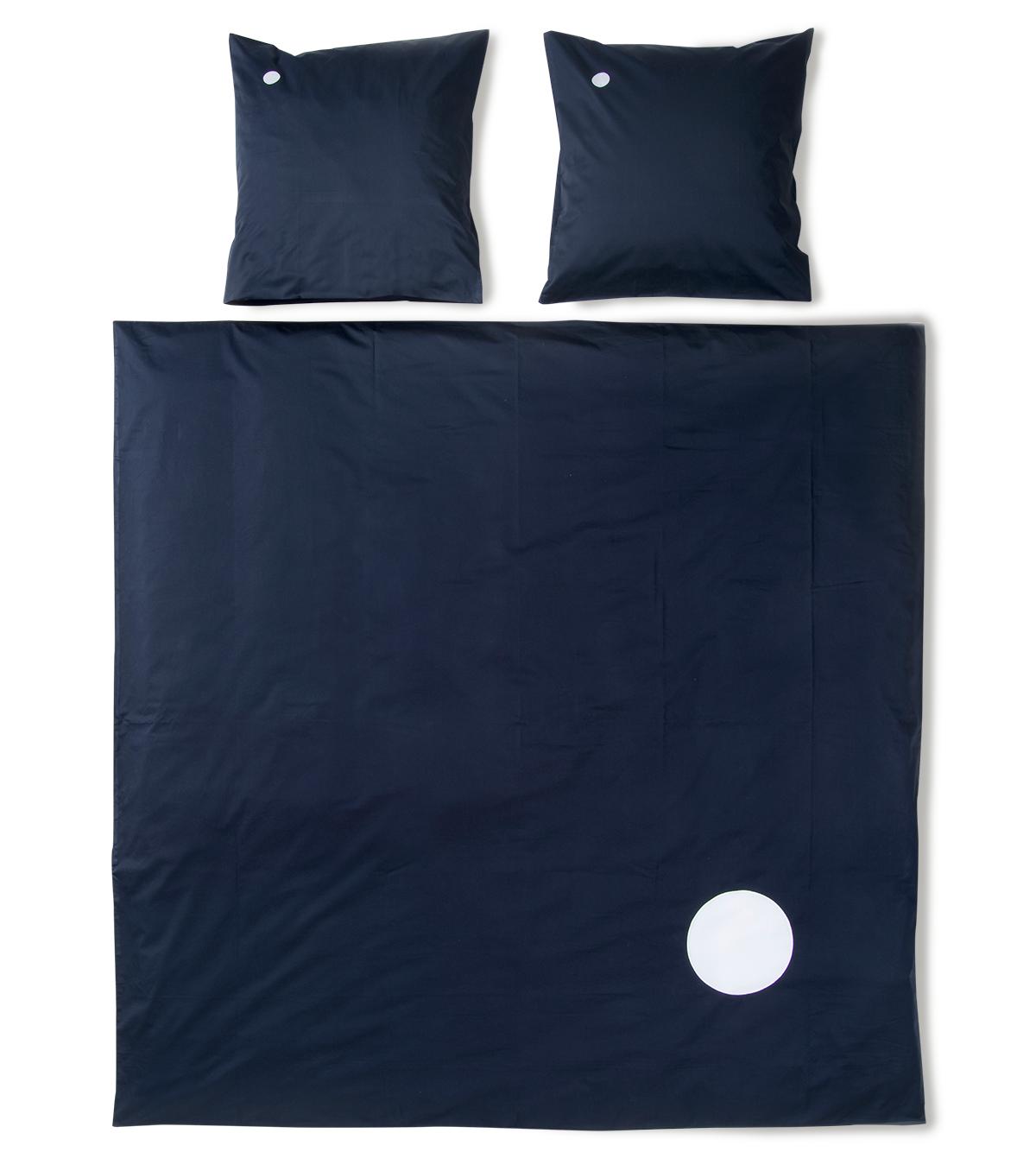 housse de couette mod le rond collection 01 gris clair. Black Bedroom Furniture Sets. Home Design Ideas