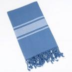fouta-bleu