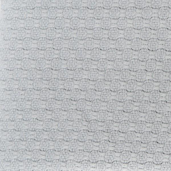Fouta nid d abeille gris clair gris clair for Carrelage nid d abeille