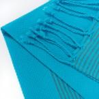 fouta-turquoise-détail